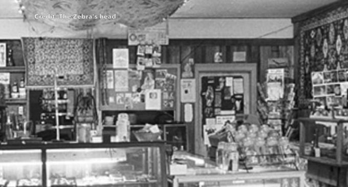 The Zebra's Head: Texas' original headshop