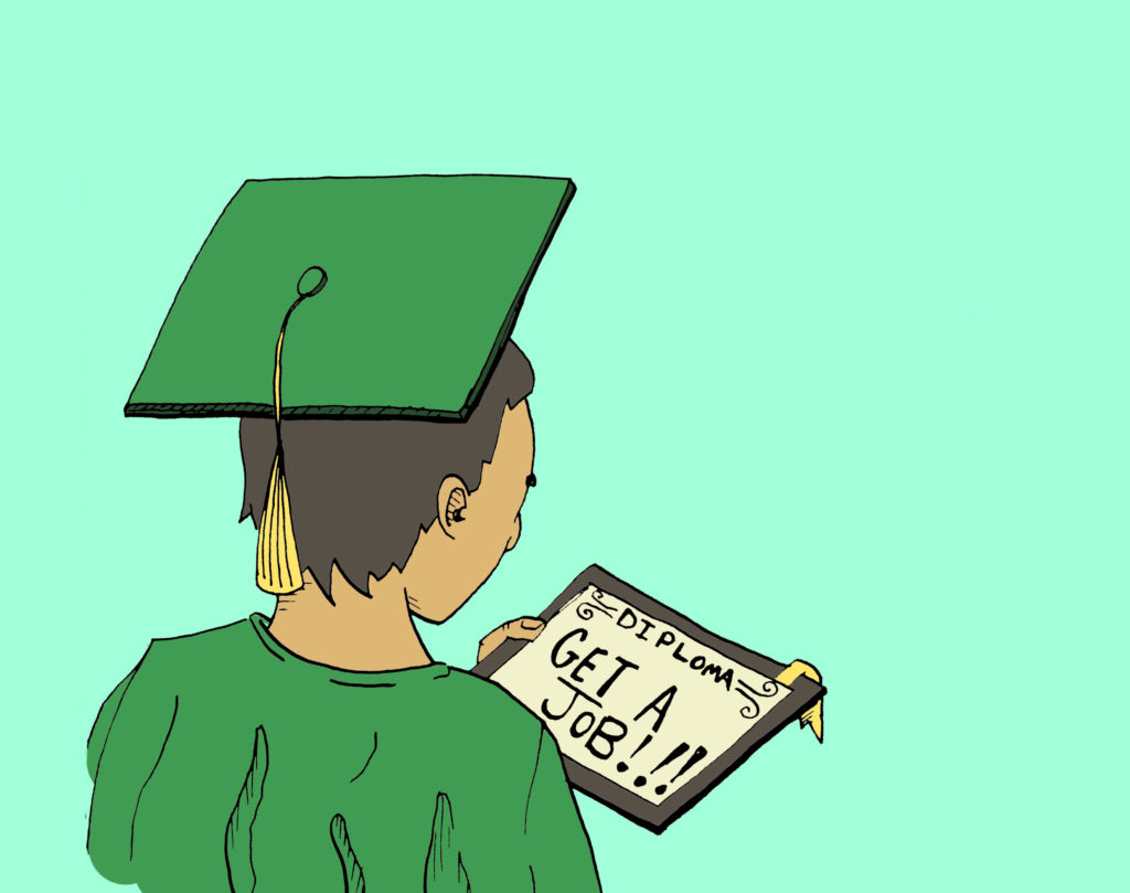 It\'s OK to be uncertain of life after college – North Texas Daily