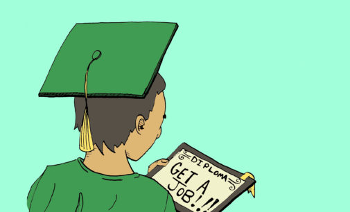 It's OK to be uncertain of life after college