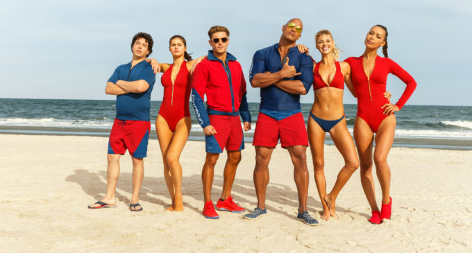 The Dose: New summer comedy is a disposable 'Baywatch'