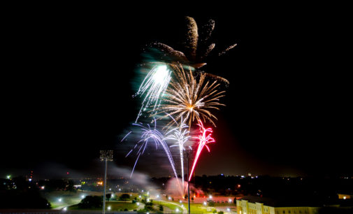Kiwanis Club celebrating 45 years of 4th of July fireworks