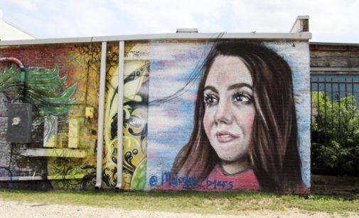 Denton graffiti is transforming into modern art