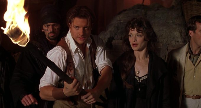 The Dose: A look back at Brendan Fraser's 'The Mummy'