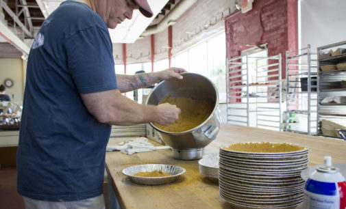 Local baker looks to satisfy Denton's sweet tooth