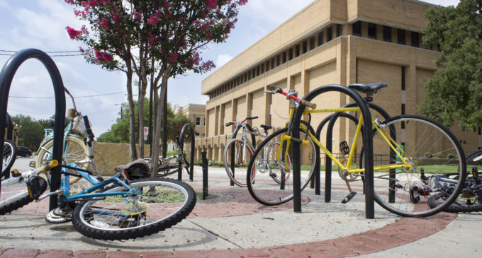 Denton receives $1.5 million award for bicycle and pedestrian projects