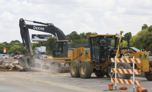 What to expect from construction around UNT in October