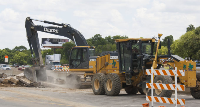 How construction is impacting Denton businesses and residents