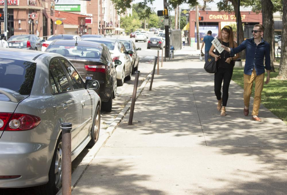 Parking meters removed from Fry Street