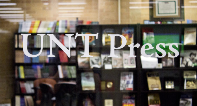 UNT Press shows print can prosper