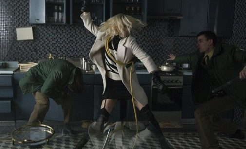 "The Dose: ""Atomic Blonde"" is a fierce display of girl power and a love letter to the '80s"