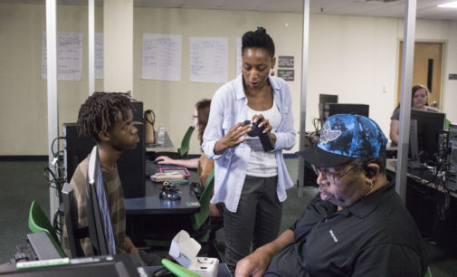 Summer class celebrates history in an interactive way