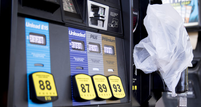 Denton faced with gas shortages, rising prices due to Hurricane Harvey