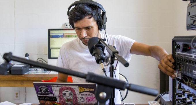 New community radio station transmits Denton's diversity to airwaves