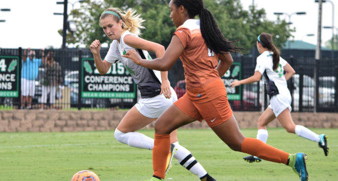 Soccer uses late equalizer to salvage tie in second game of C-USA play