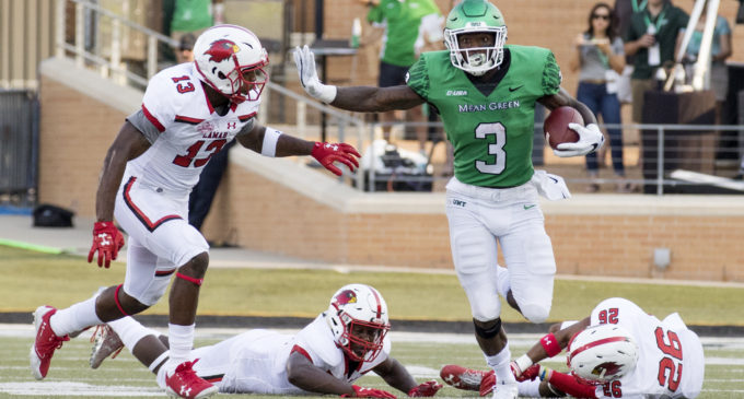 Wilson named C-USA Player of the Week