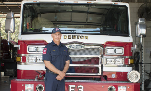 Denton lends a helping hand during Hurricane Harvey relief efforts