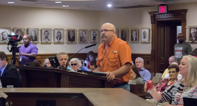 Denton group accuses county officials of dishonesty regarding Confederate monument