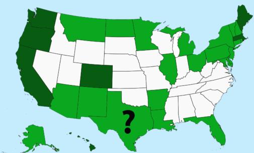 Texas may be on the path to recreational marijuana