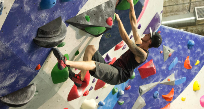 Fitness junkies and rookies scale new heights at Summit Climbing