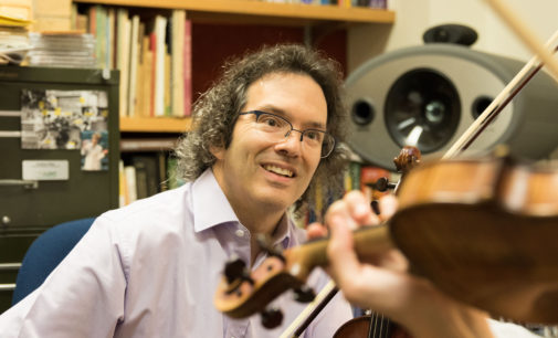 Composition studies program joins technology and music in harmony
