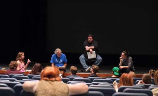'Big Fish' adapts larger-than-life tale at Denton's Campus Theatre