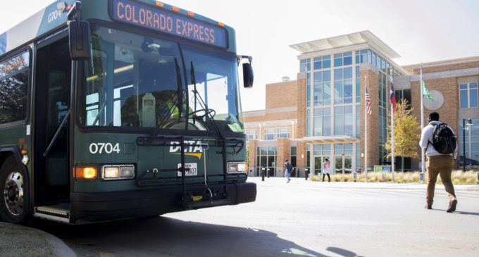 Feedback mixed for UNT's new bus routes