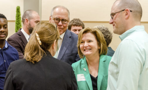 UNT welcomes new system chancellor Lesa B. Roe