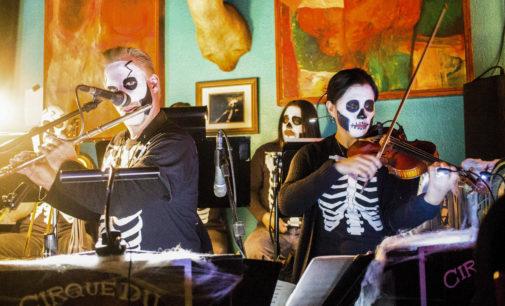Cirque du Horror runs successfully spooky ninth annual performance
