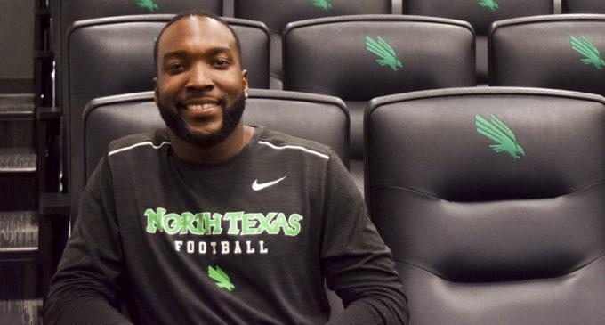 Garrett's faith, energy serves as motivation for North Texas athletes