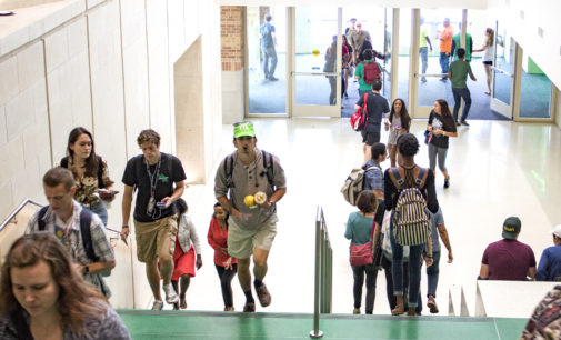 UNT's enrollment hits new all-time high