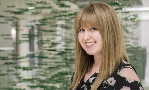Kayleigh Bywater chosen as the Daily's new editor-in-chief