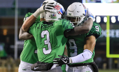 Five observations from North Texas' 52-49 win over Army