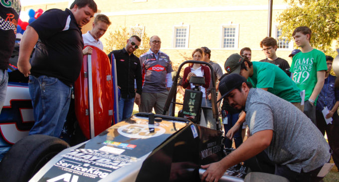 UNT's new partnership with Texas Motor Speedway looks to provide educational opportunity