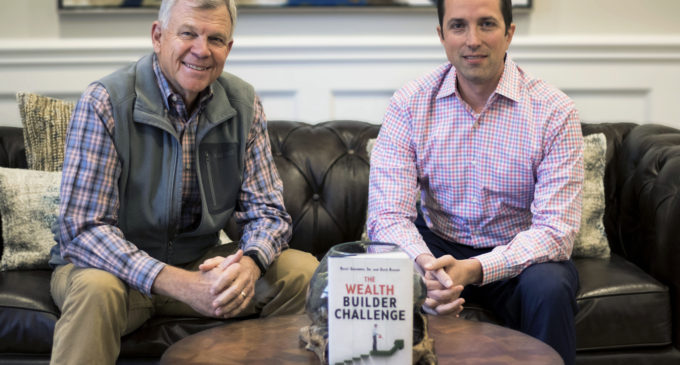 Finance book co-authored by UNT professor challenges young people to start saving up