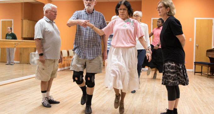 Denton Celtic Dancers bond over Scottish culture