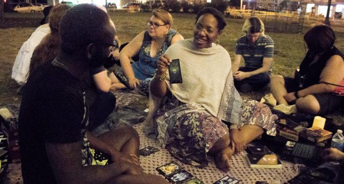 Tarot on the Square brings spiritual fortunetelling to Denton