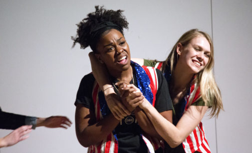 Communication studies department explores racial issues through social commentary play
