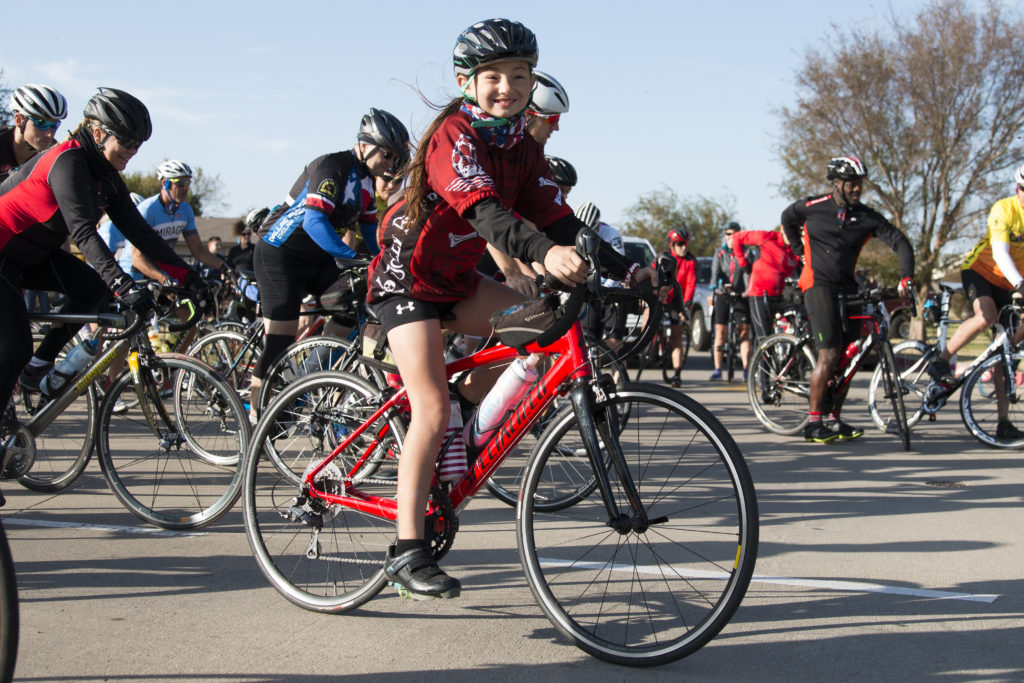 Riding for reading: 35th annual Turkey Roll Bicycle Rally benefits Tiny Library Project