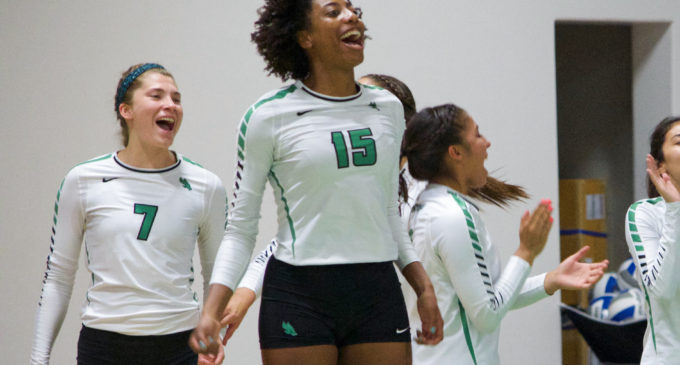 Volleyball to host WKU with Conference USA title on the line