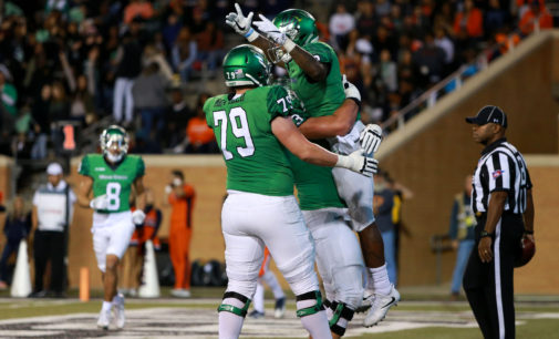 North Texas defense dominates UTEP to clinch C-USA West