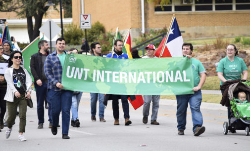 UNT celebrates International Education Week