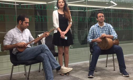 Iranian Student Association honors late mathematician Maryam Mirzakhani