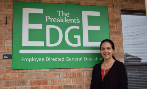 President's EDGE program helps staff learn new skills, languages