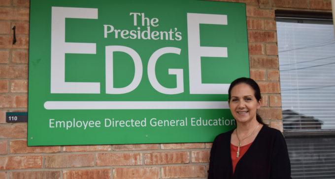President's EDGE program helps staff learn new skills, languages
