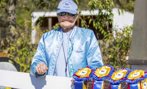Susar Farms founder faces disease, continues horseriding legacy