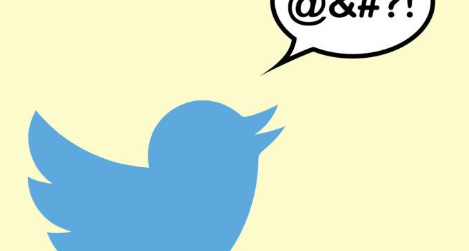 Bigots run amok on Twitter