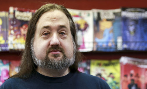 Denton startup helps comic book industry thrive