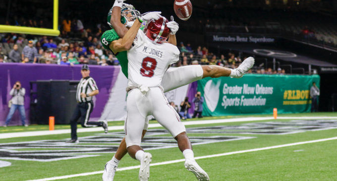 Big second half propels Troy past North Texas in New Orleans Bowl