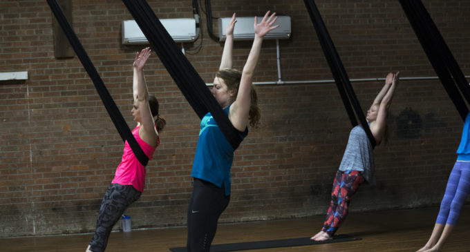 Twisted Bodies fitness studio offers circus-inspired exercise