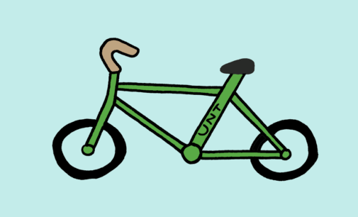 Just keep biking